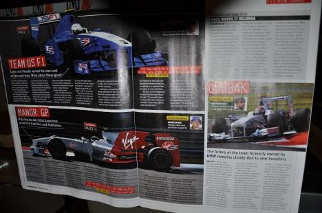 Autosport UK - Virgin news