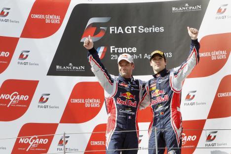 FIA GT Series 2013Nogaro