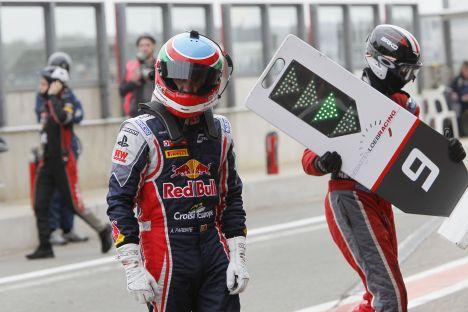 FIA GT Series 2013 Zolder