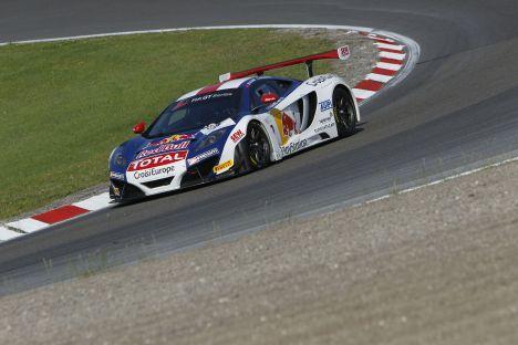 FIA GT Series 2013 Zandvoort