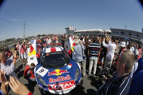 FIA GT Series 2013 SlovakiaRing